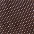 Picture of Little White Dots - S - Brown