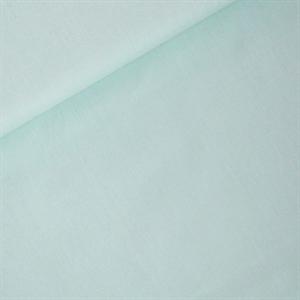Bild von Unifarbene Stoff - Pastellgrün