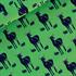 Picture of Oh Deer - M - Vrolijk Groen