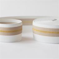 Bild von Elastisches Taillenband - Goldene Linie