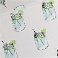 Image de Iced Tea - L - Coton Linon - Gris Clair