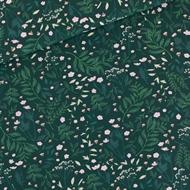 Image de Flower Garden - M - French Terry - Vert de l'épinette très foncé