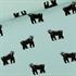 Bild von Gorillas - M - French Terry - Graues Nebelblau