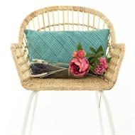 Afbeelding van Pretty Plied Pillowcover - Naaipatroon - Engels Nederlands